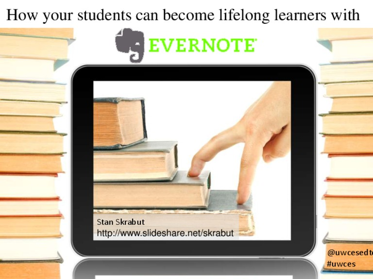 Evernote - Back to school app