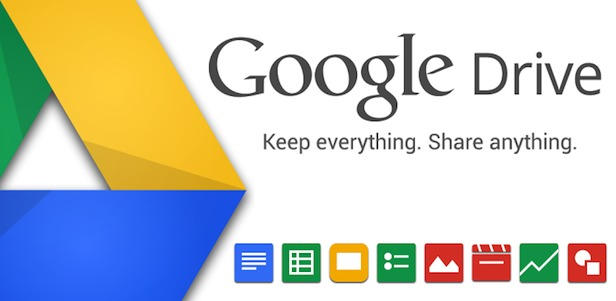 Google Drive - Back to school app