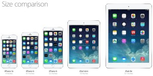 iPhone 6 size