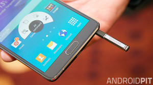 Samsung Galaxy Note 4 s-pen