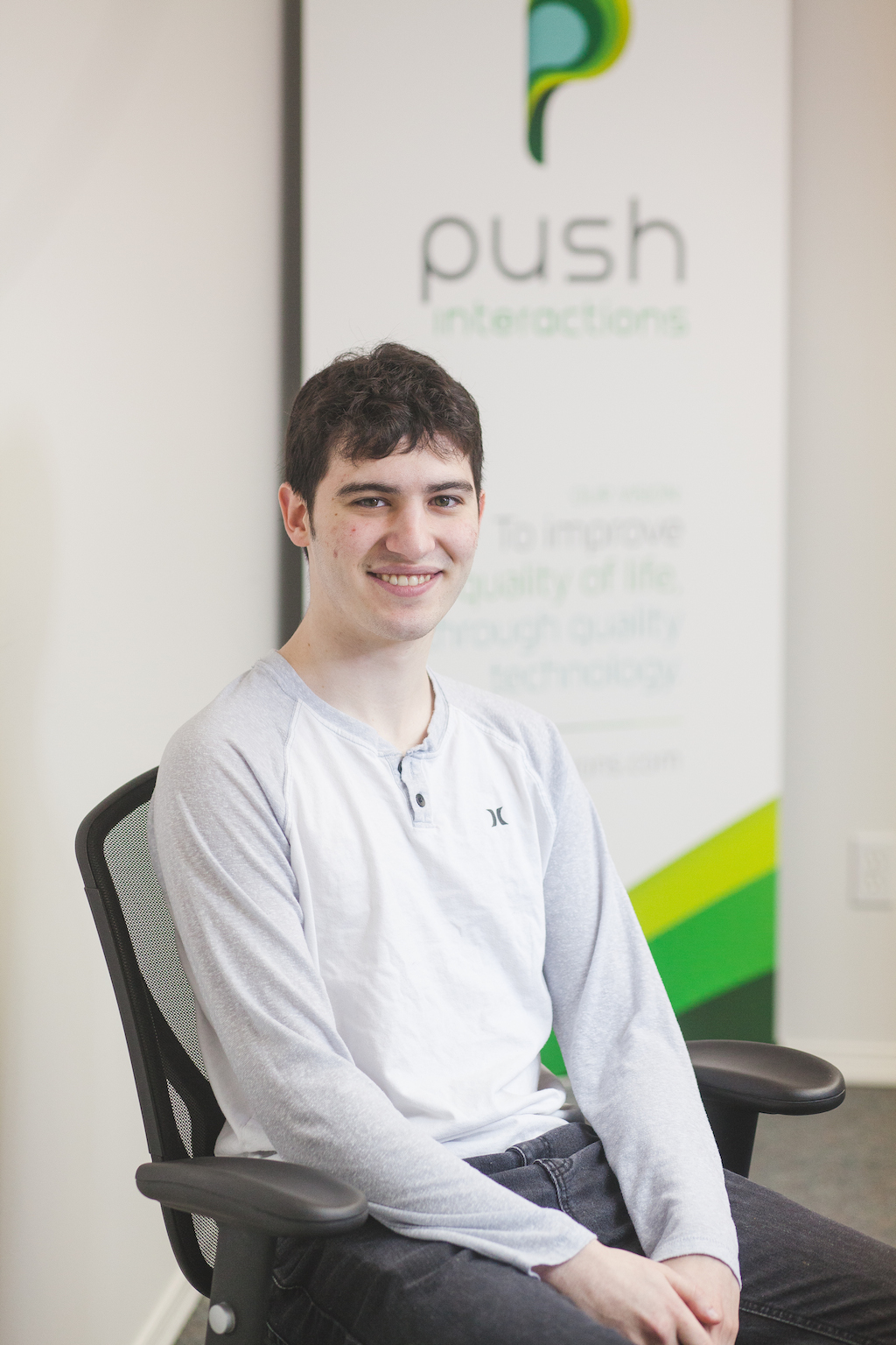 Meet Our Team - Daniel - Quality Assurance Engineer