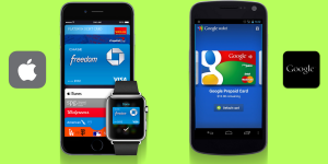 Mobile payment - Apple Pay vs. Google Wallet