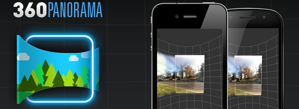 360 Panorama app for iPhone & BlackBerry10