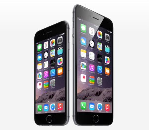 Mobile payment - iPhone 6 and iPhone 6 Plus