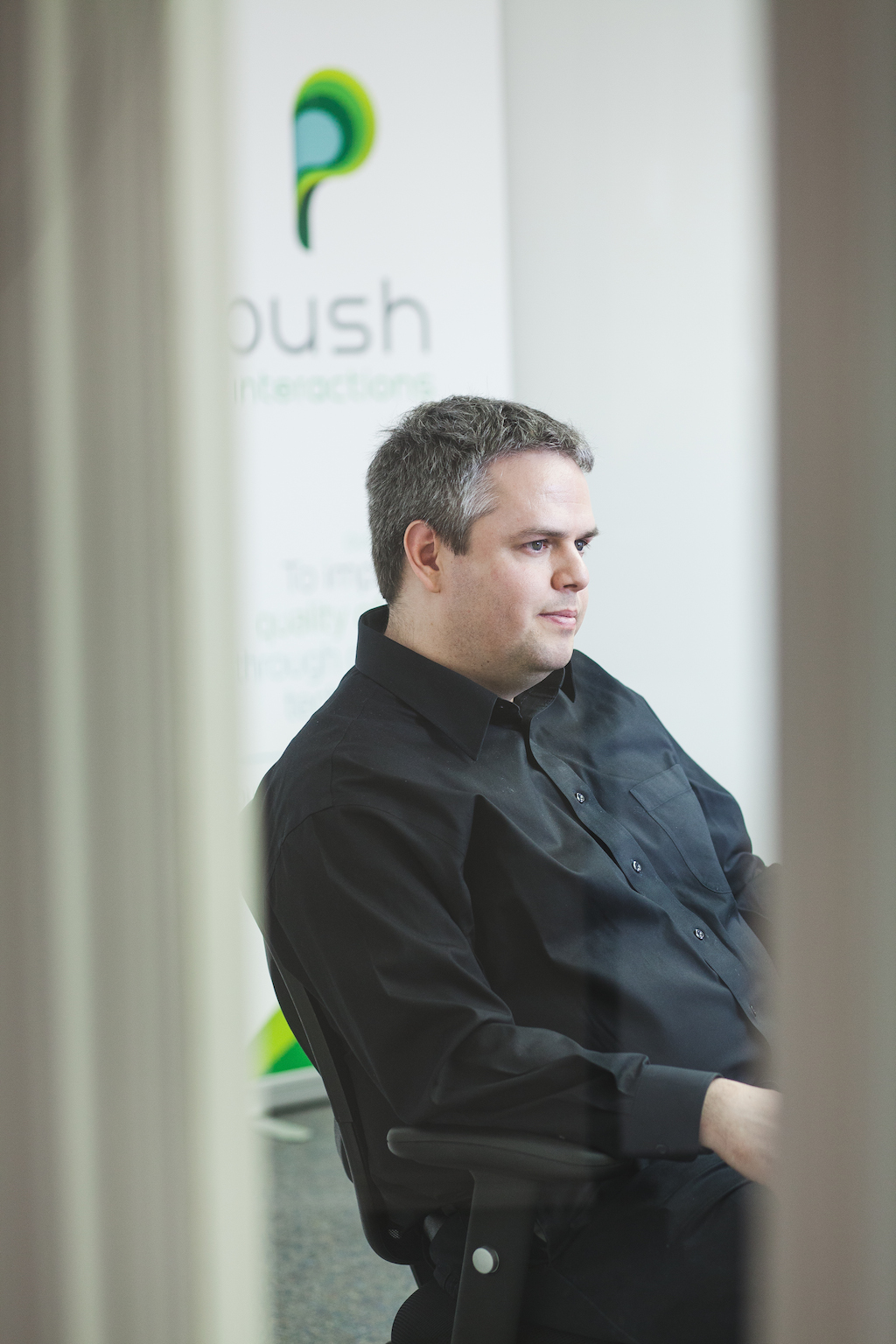 Meet Our Team - Chad Jones - Push Interactions CEO & Founder
