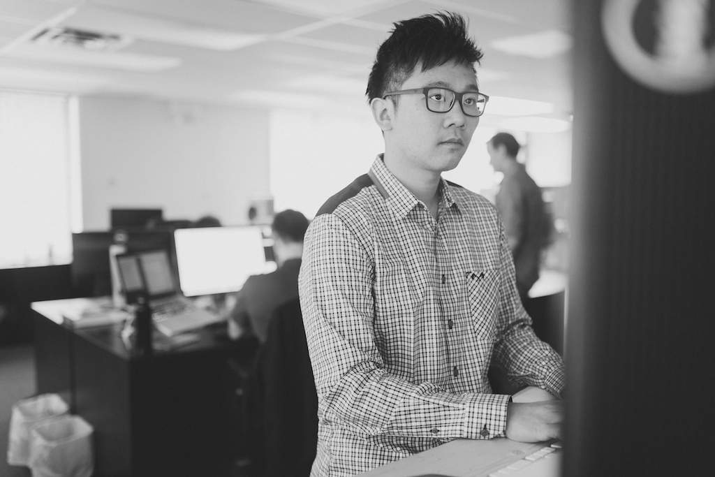 Meet Our Team - Alan - iOS Developer