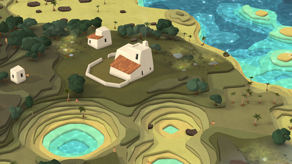 Godus App Screenshot 3