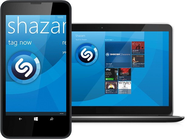 App Review - Shazam for Windows