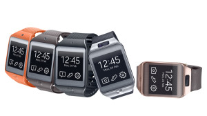 Push Interactions Samsung smartwatches