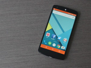 Android Lollipop battery saver mode