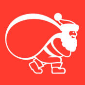 Apps to Help You Get Ready for the Holidays - Santa's Bag App Icon