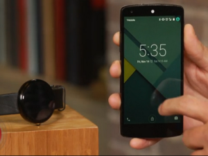 Android Lollipop smart lock