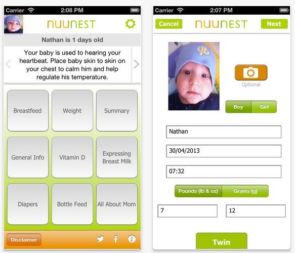 Saskatoon based Nuunest App
