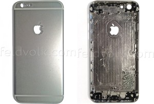 iPhone 6 back case
