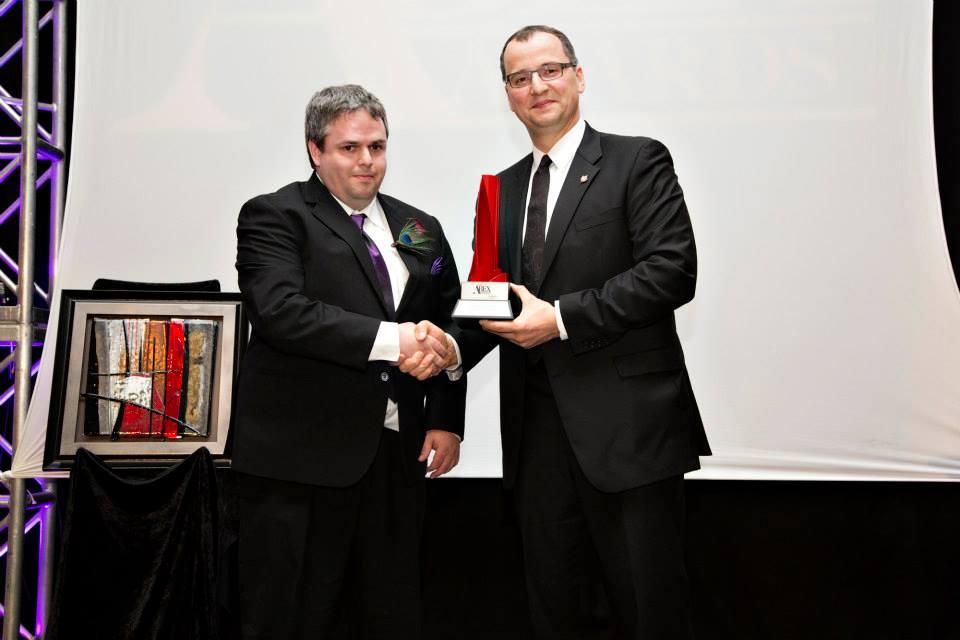 Push takes home the ABEX 2014 Export Award