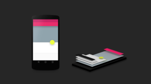 push interactions android l