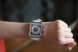 push  interactions fashion smartwatch