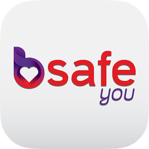Safety App Review - bsafe app icon